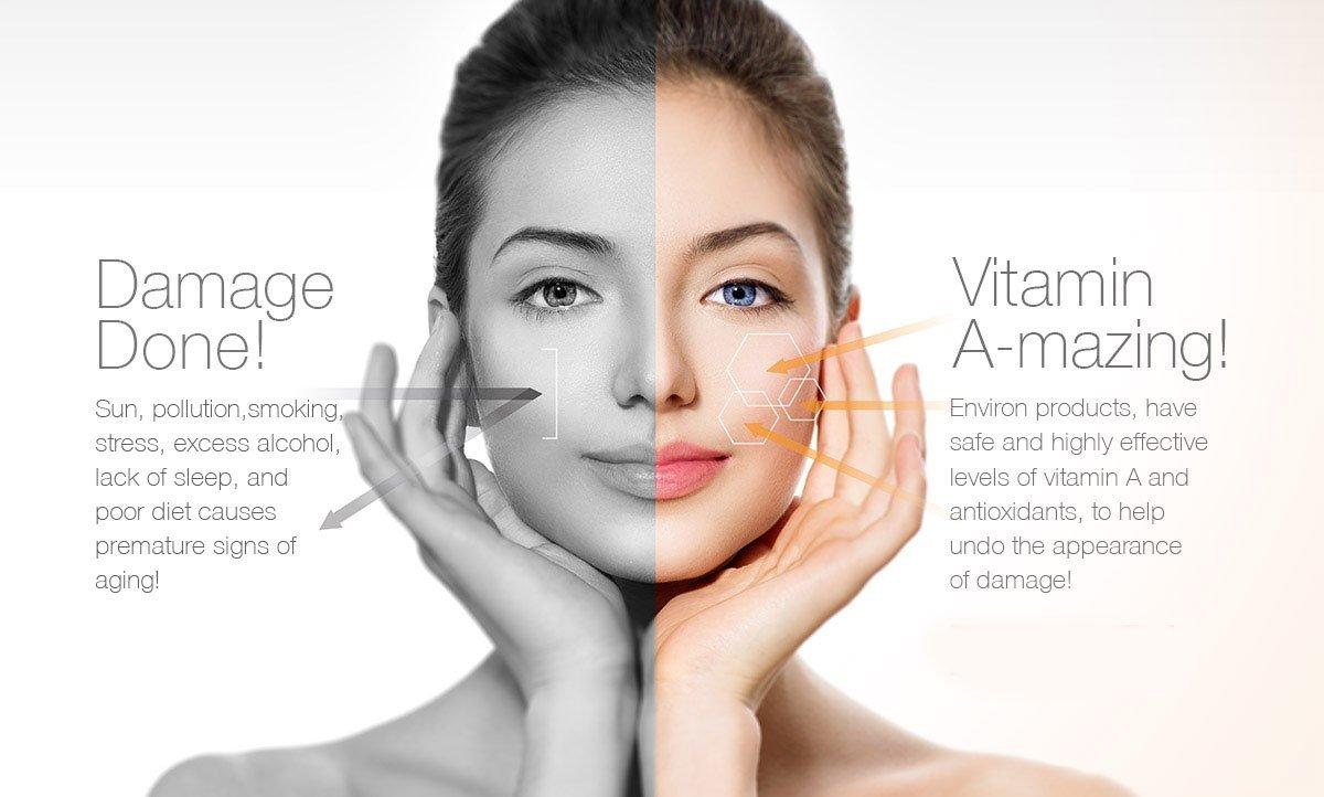 Environ – professional skin care at Angels Twelve.