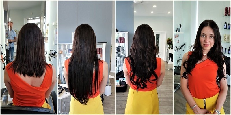 Hair Extensions Angels Twelve 1