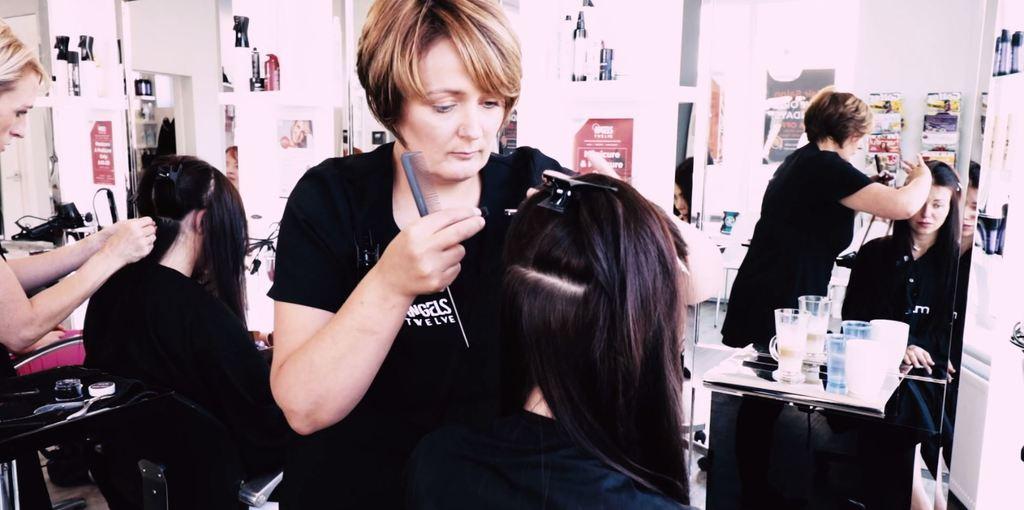 Angel Twelve Hair extensions