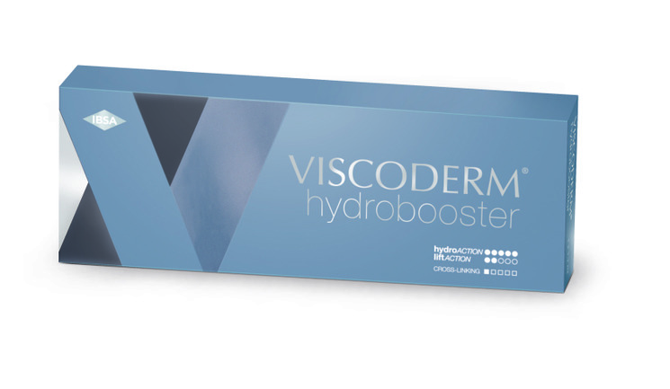 Viscoderm hydrobooster. New solution to treat skin aging