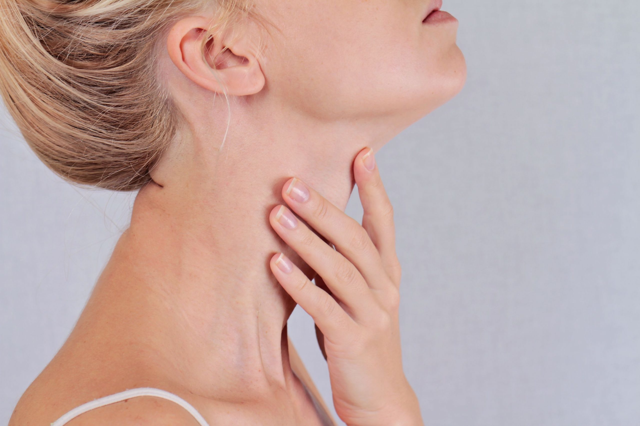 What is my treatment options for the neck?