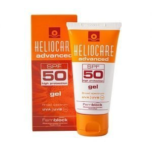 Heliocare Advanced Gel Body& Face SPF50