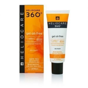 Heliocare 360 Oil free  dry touch