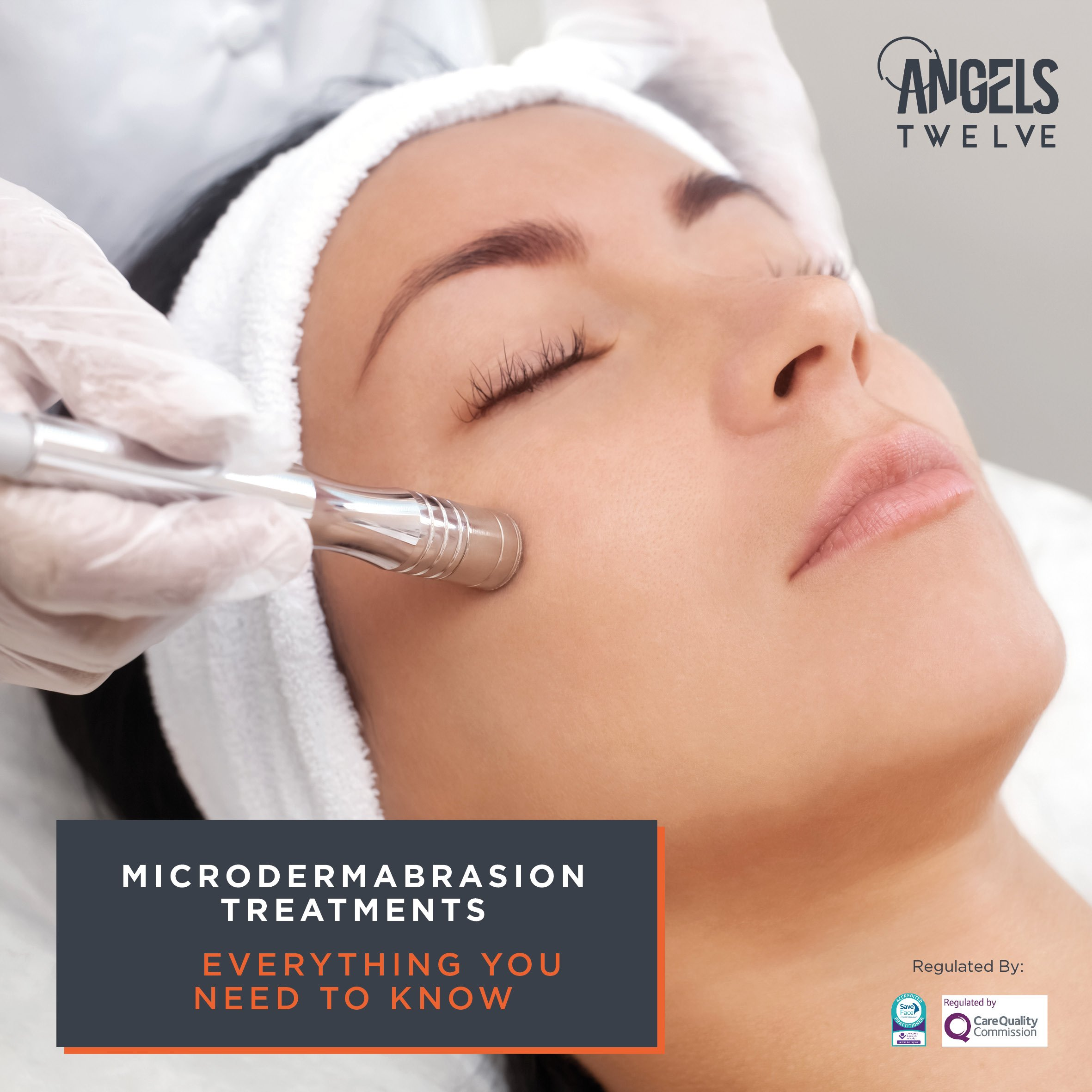 Everything you need to know about microdermabrasion