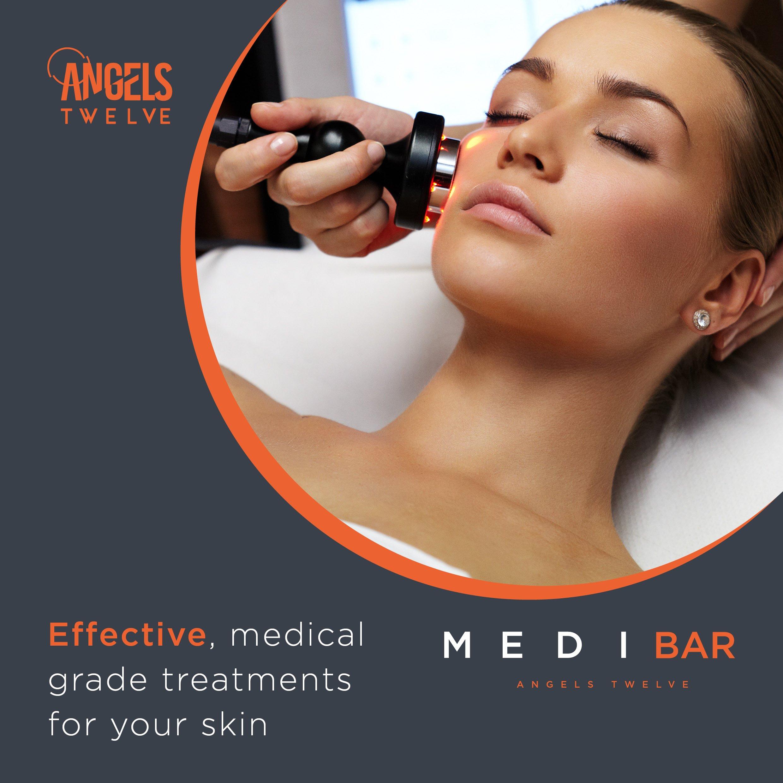 Medical grade facial vs. Spa facials